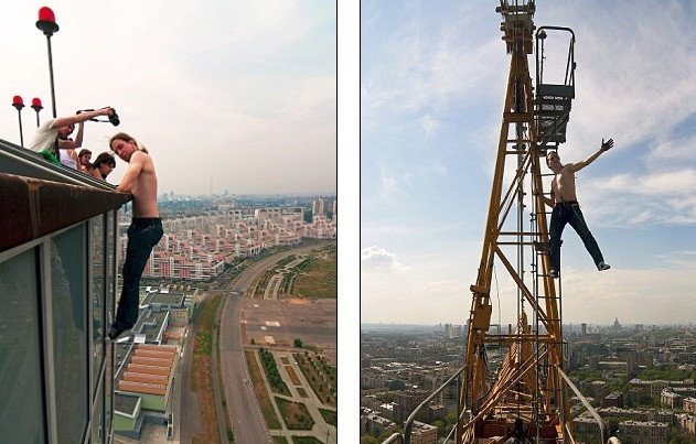 """perierga.gr - Κάνει """"ορειβασία"""" στους... ουρανοξύστες!"""