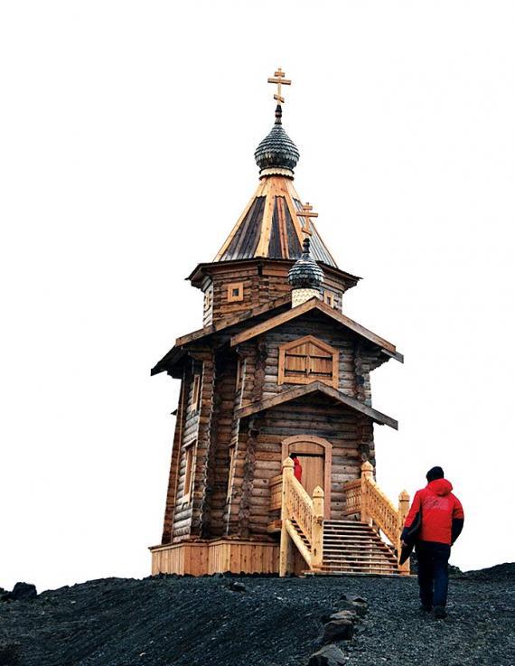 "perierga.gr - Η πιο ""μοναχική"" ορθόδοξη εκκλησία στον κόσμο!"