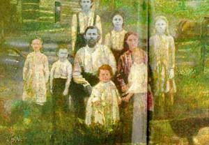 Perierga.gr - Η ιστορία της μπλε οικογένειας!