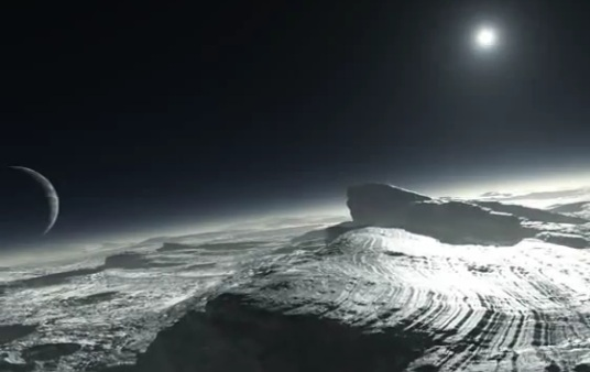 Perierga.gr - Βιντεο-ταξίδι στον Πλούτωνα, στις εσχατιές του ηλιακού συστήματος