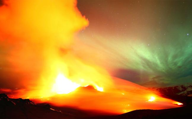 Δουλεύοντας δίπλα σε ηφαιστειολόγους