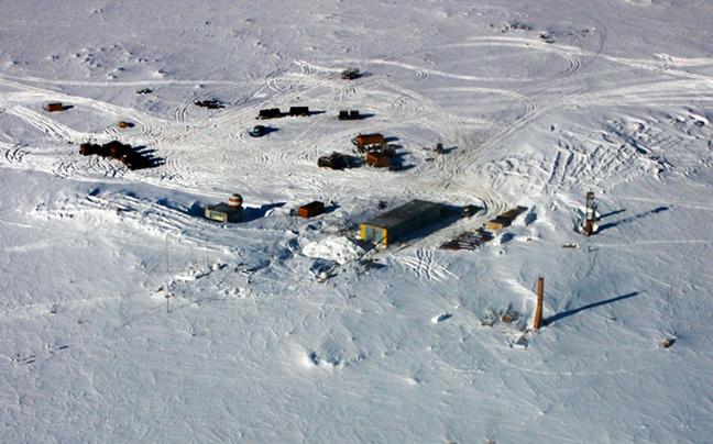 Perierga.gr - Λίμνη Βοστόκ: Στα όρια του πλανήτη και της ιστορίας