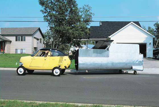 "perierga.gr - Πωλείται το πρώτο ""ιπτάμενο"" αυτοκίνητο!"