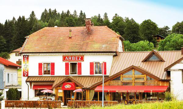 "perierga.gr- Γαλλία & Ελβετία ""διεκδικούν"" ένα ξενοδοχείο!"