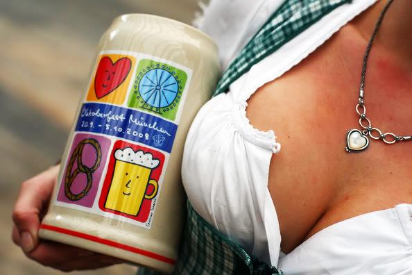 Μπίρα μεγαλώνει... το στήθος μέχρι και δύο νούμερα!