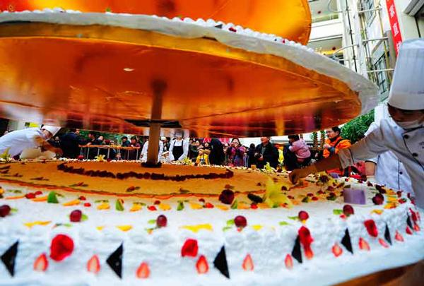 perierga.gr - Μια τούρτα... μα τι τούρτα!