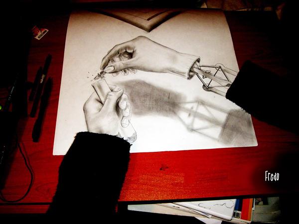 "perierga.gr - Όταν οι εικόνες ""πηδάνε"" από το χαρτί..."