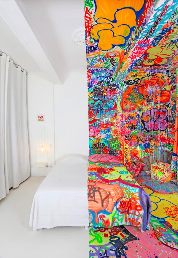 perierga.gr - Ένα δωμάτιο ξενοδοχείου... ημιτελές!