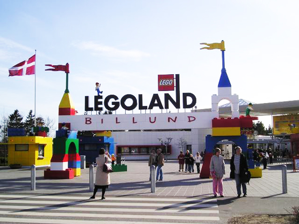 perierga.gr - Legoland: Ο παράδεισος των LEGO σε ένα πάρκο!