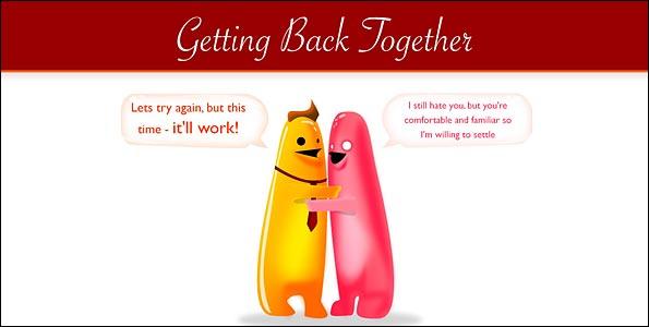 Οι 8 φάσεις μιας ερωτικής σχέσης...