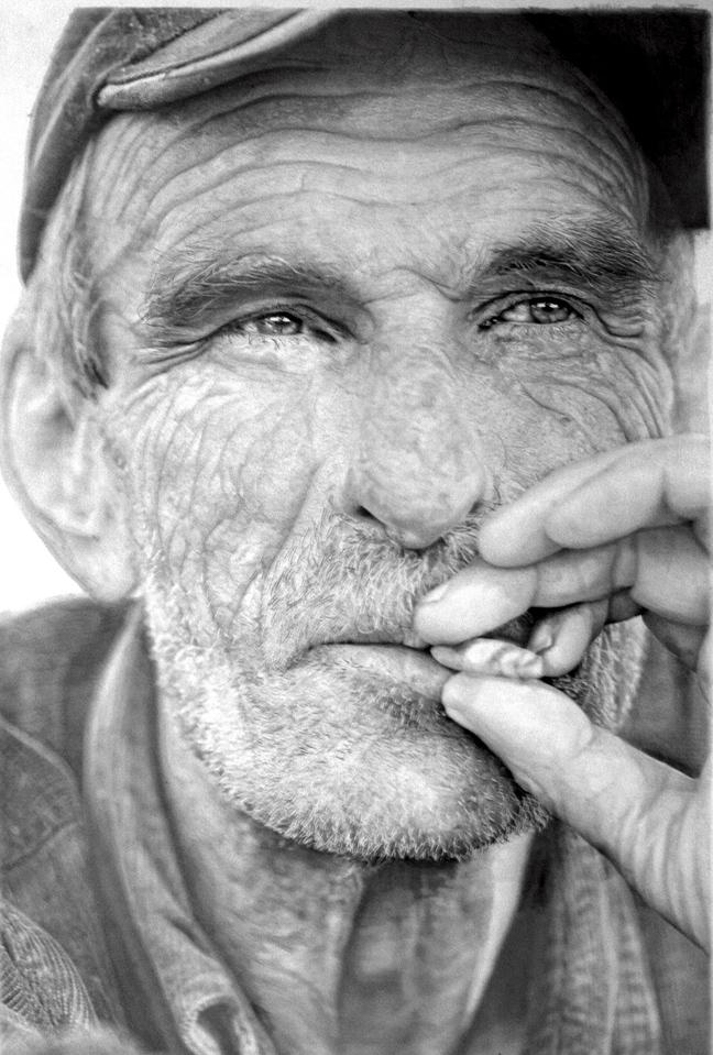 Perierga.gr - Απίστευτα έργα τέχνης από… μολύβι!