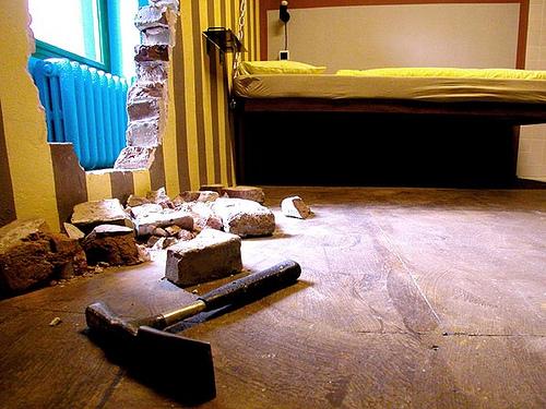 "perierga.gr - Πώς ένα ξενοδοχείο γίνεται ""ζωντανό"" έργο τέχνης;"