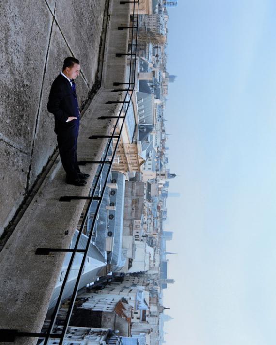 Perierga.gr - Βλέποντας τον κόσμο... πάνω κάτω!
