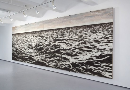 perierga.gr - Μια θαλασσογραφία με 500.000 αγκίστρια!