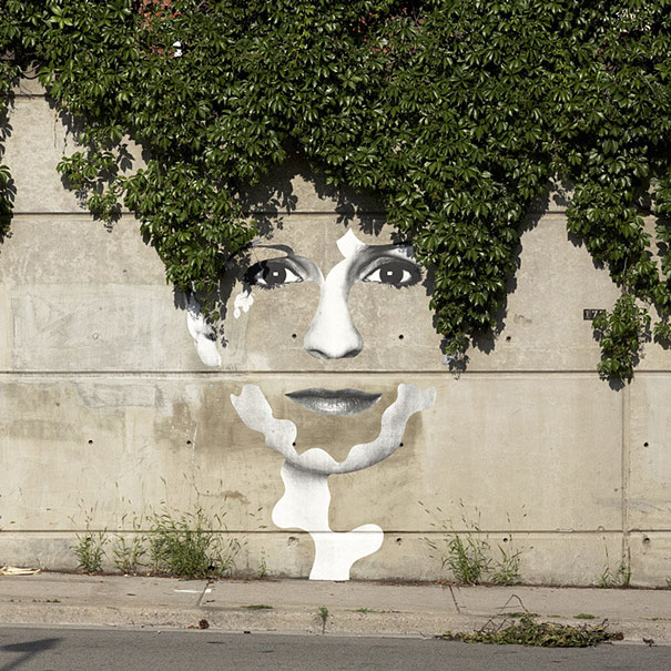 """Δημιουργική """"τέχνη του δρόμου""""!"""