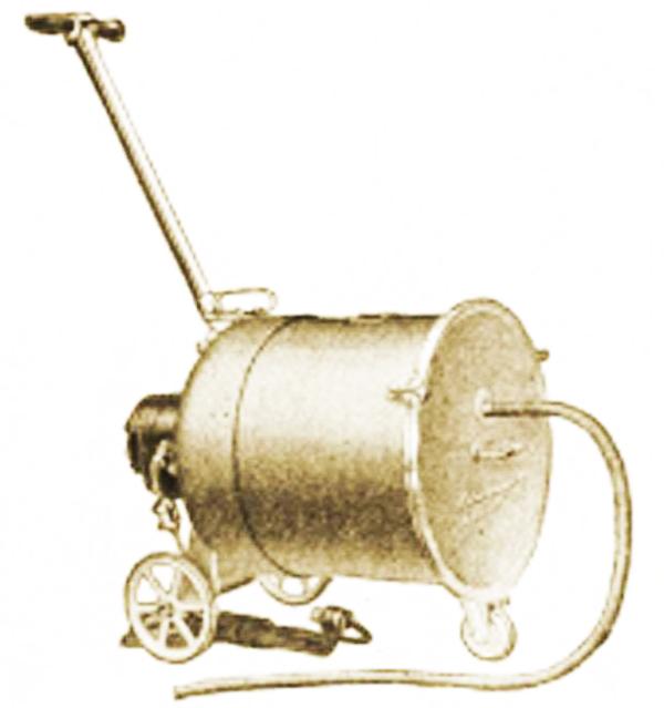 perierga.gr - Μια ηλεκτρική σκούπα 108 ετών!
