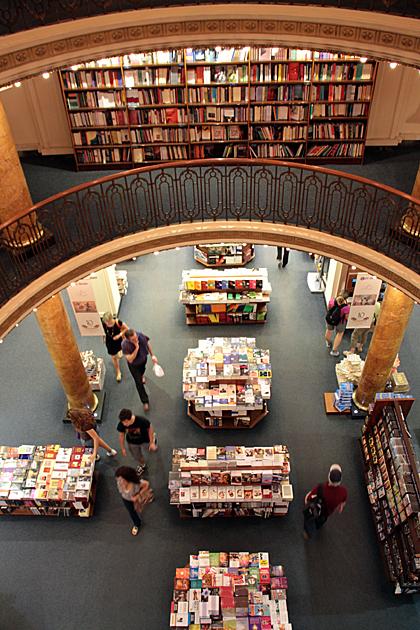 "perierga.gr - Το πιο ""μεγαλοπρεπές"" βιβλιοπωλείο στον κόσμο!"