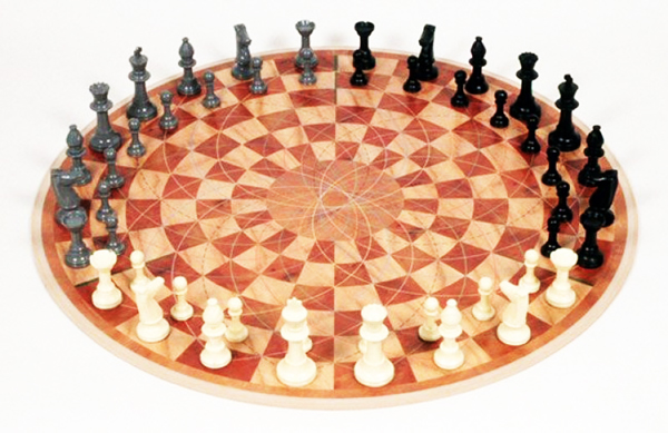 Σκάκι για... τρεις παίκτες!