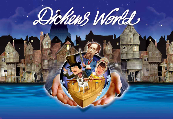 "perierga.gr - Ο ""κόσμος του Ντίκενς""... στον αντίποδα της Ντίσνεϊλαντ!"