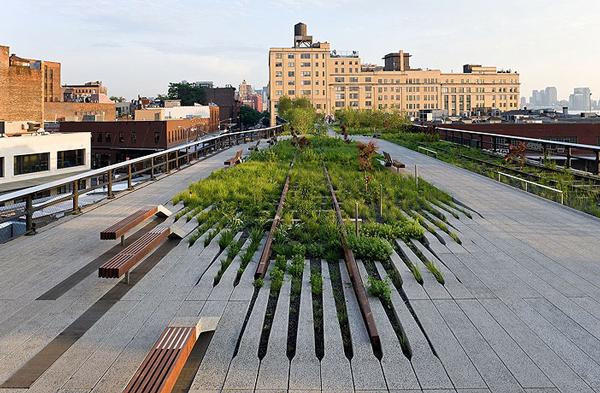 """perierga.gr - Το """"υπερυψωμένο"""" πάρκο της Νέας Υόρκης!"""