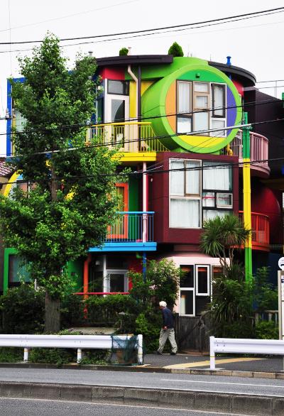 perierga.gr - Ένα σπίτι-παιδότοπος για μεγάλους!