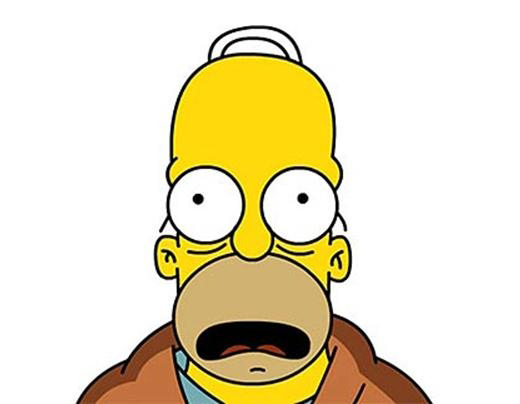 perierga.gr - Το παράξενο ψάρι... Simpson!