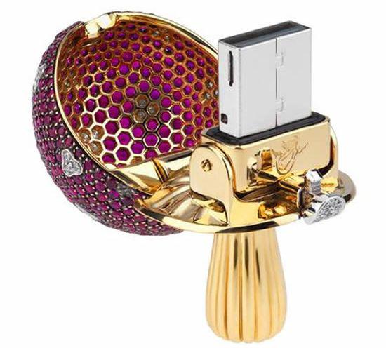 """Μαγικό μανιτάρι"""": Το ακριβότερο USB!"""