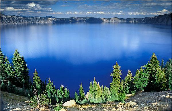 Η καθαρότερη λίμνη στον κόσμο!
