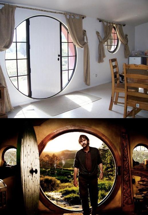 perierga.gr - Hobbit Motel: Διαμονή για μια νύχτα σαν... Χόμπιτ!