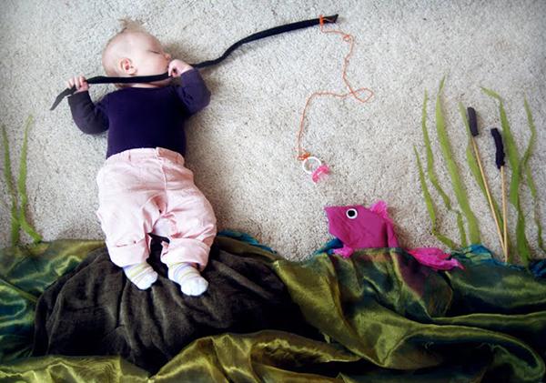 Όνειρα γλυκά, μωρό μου...