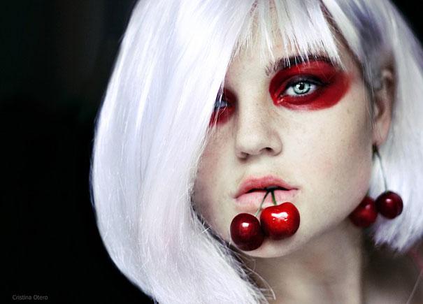 """Tutti Frutti"": Τα ""φρουτένια"" πορτρέτα μιας 16χρονης!"