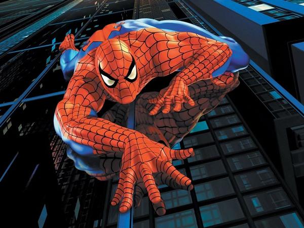 perierga.gr - Μια σαύρα... Spiderman!