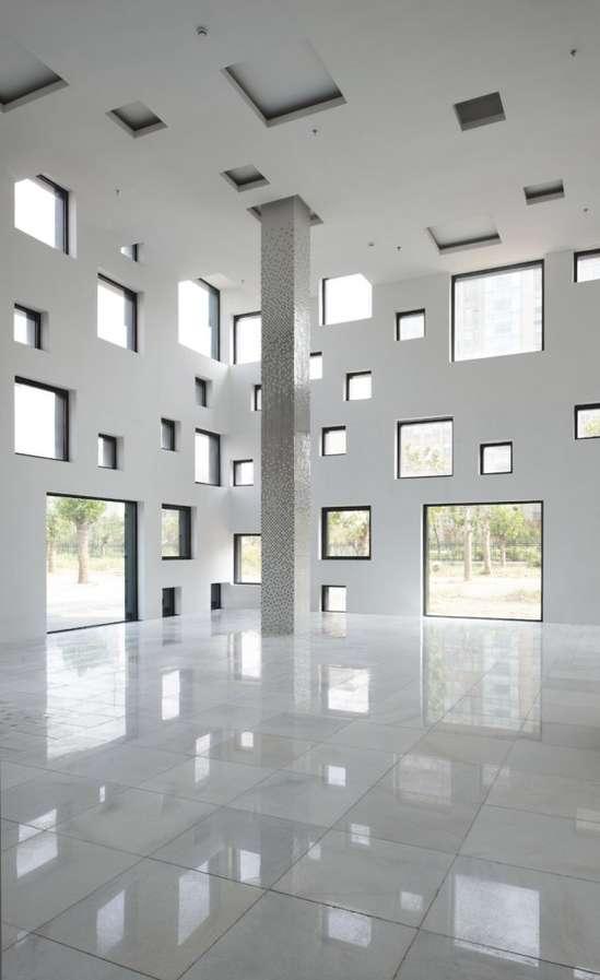 perierga.gr - Ένα κτίριο με 1.000 παράθυρα!