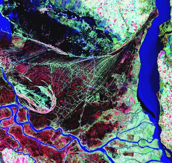 perierga.gr - Όταν κοιτάς από ψηλά μοιάζει η Γη με ζωγραφιά!