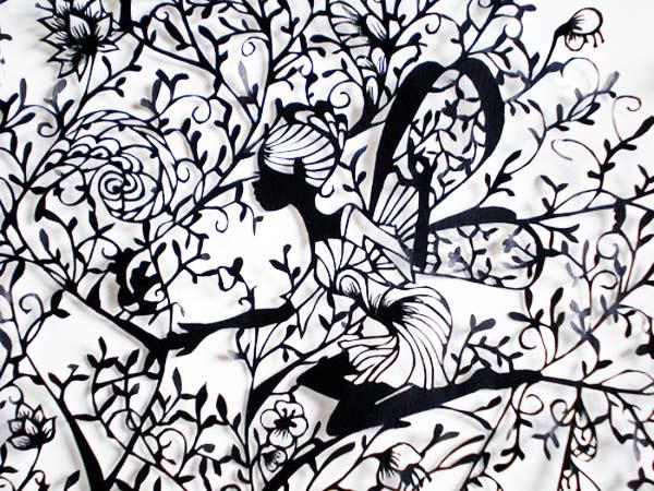 perierga.gr - Η υψηλή τέχνη της... χαρτοκοπτικής!