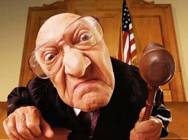 6 παράξενες αποφάσεις δικαστηρίων!