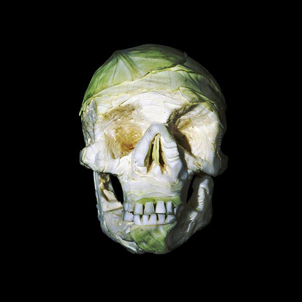 Μάθημα ανατομίας... σε φρούτα & λαχανικά!