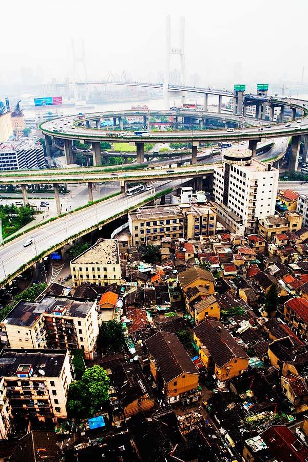 "perierga.gr - Γέφυρα Nanpu: Ένα κατασκευαστικό ""θαύμα""!"