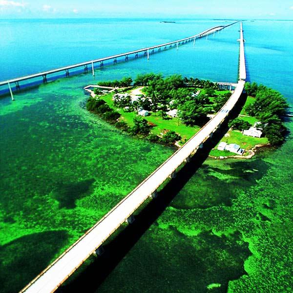 Overseas Highway: Οδηγώντας πάνω στον ωκεανό!