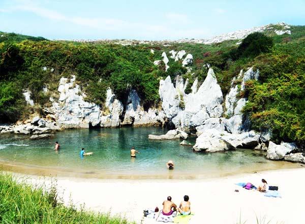 perierga.gr - Μια παραλία χωρίς τη θάλασσα!