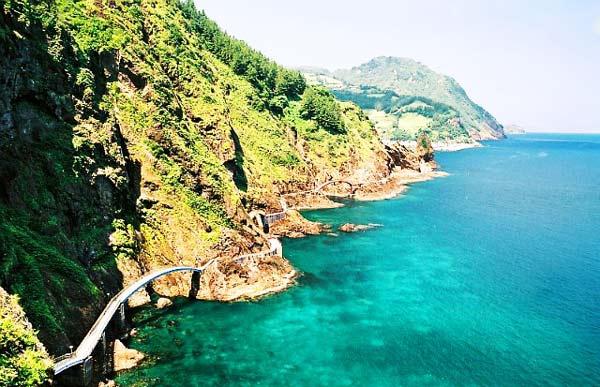 "Haengnam Coastal: Ένα ""μονοπάτι"" πάνω στη θάλασσα!"