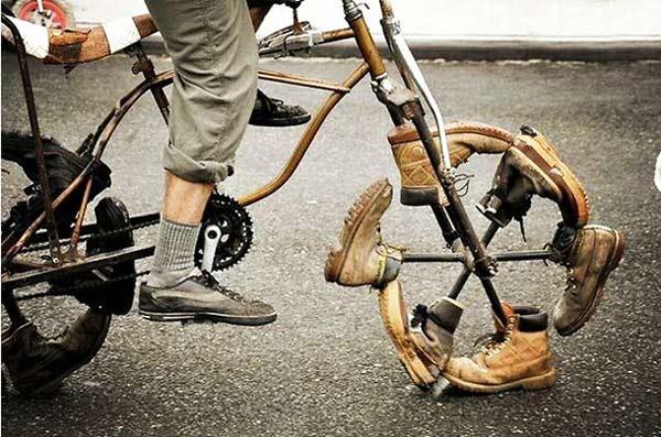 perierga.gr - Ποδήλατα για ξεχωριστούς... τύπους!