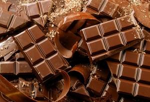 Σοκολάτα σε ρόλο αντηλιακού!