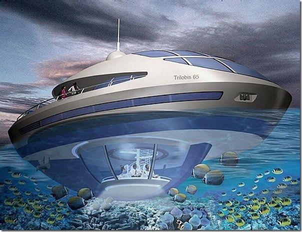 8 πλωτές δομές για να ζήσουμε στον ωκεανό!