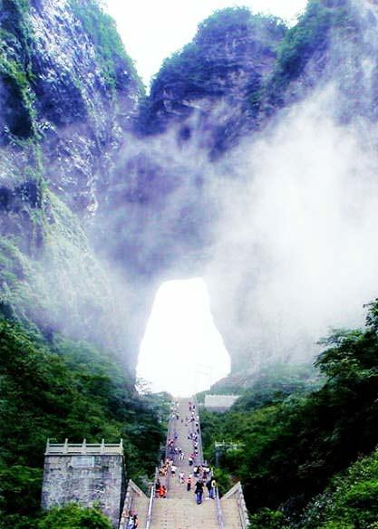 perierga.gr - Μια πόρτα στον Παράδεισο...