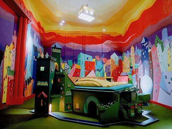 Τα 20 πιο παράξενα δωμάτια ξενοδοχείων!