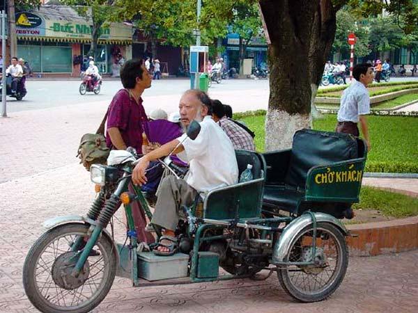 perierga.gr - Τα πιο παράξενα ταξί στον κόσμο!