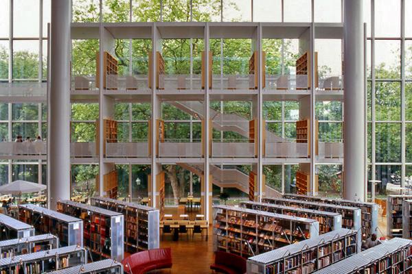 perierga.gr- Μεγαλοπρεπείς βιβλιοθήκες του κόσμου!