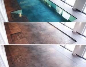 perierga.gr - Πρωτότυπη πισίνα που... εξαφανίζεται!