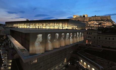 Perierga.gr - Ευρωπαϊκό βραβείο για το μουσείο της Ακρόπολης